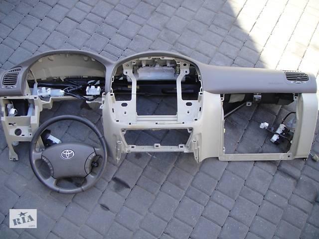 бу Система безопасности комплект Toyota Land Cruiser 100 в Киеве