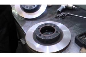 Тормозные диски Toyota Sequoia