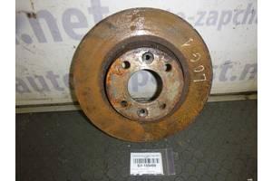 Тормозной диск перед. Dacia LOGAN MCV 2006-2009 (Дачя Логан мсв), БУ-159498