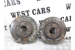 б/у Тормозные диски Chevrolet Captiva