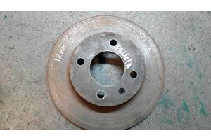 Тормозной диск передний Skoda Favorit d=236/62мм; s=10мм 1989-1994 года ТД22