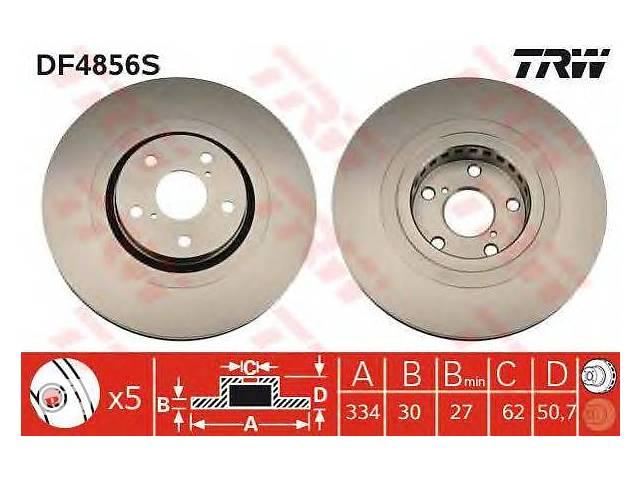 продам Тормозной диск TRW для LEXUS GS бу в Харкові