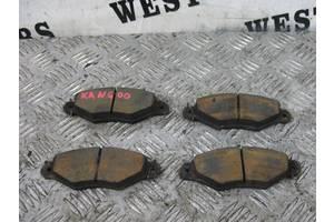 б/у Тормозные колодки комплекты Renault Kangoo
