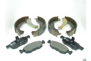 Нові Гальмівні колодки комплекти Fiat Doblo