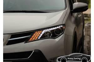 Новые Фары Toyota Rav 4