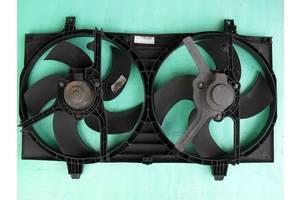 Вентиляторы осн радиатора Nissan Almera