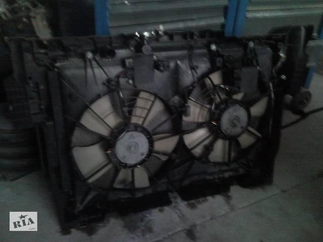 продам Вентилятор осн радіатора Mazda CX-7 бу в Києві