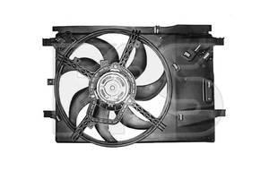 Вентиляторы осн радиатора Fiat Grande Punto