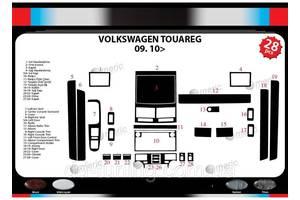 Торпеды Volkswagen Touareg