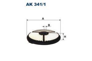 Воздушные фильтры Suzuki Swift