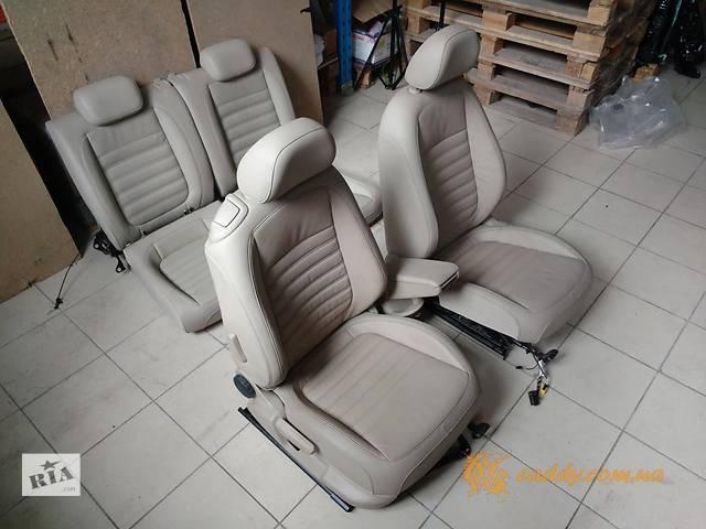 бу VW New Beetle - кожаный салон в Киеве