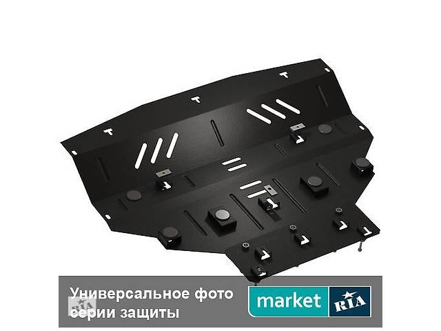 купить бу Защита двигателя на Volkswagen Caddy 2010-2015 (Кольчуга) в Виннице