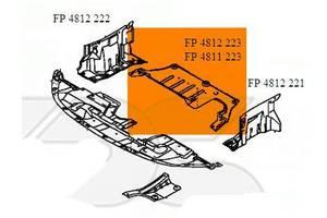 Защиты под двигатель Mitsubishi Lancer X