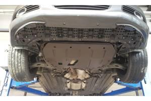 Защиты под двигатель Renault Megane III