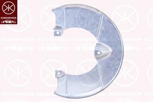 Защита переднего тормозного диска левая=правая Iveco Daily '00-09 (Klokkerholm) D=276 mm