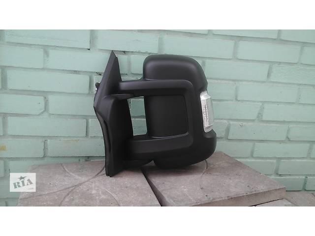 продам Зеркало для Peugeot Boxer 2006-2014, пежо боксёр зеркало, детали кузова бу в Киеве