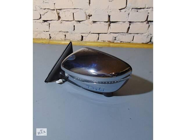 купить бу Зеркало заднего виду боковое левое Nissan Rogue Nissan X-Trail T32 Ниссан Х- Трейл Ниссан Роуг Рог в Ровно