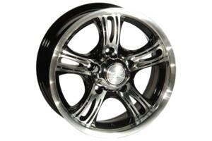 Zorat Wheels D571 6.5x15 5x139.7 ET20 DIA110.1 MB (Chevrolet, ГАЗ Волга)