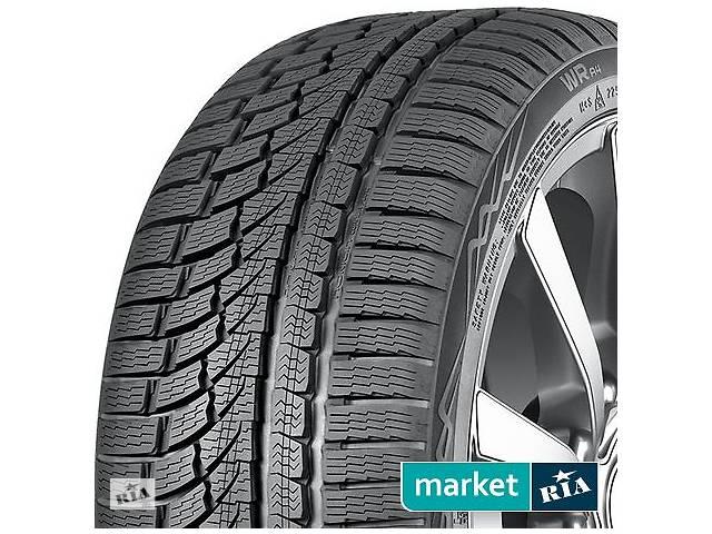 купить бу Зимние шины Nokian WR A4 (225/45 R17) в Вінниці