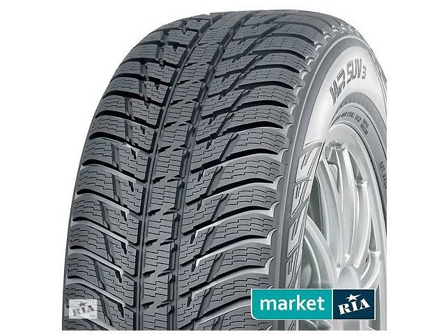 Зимние шины Nokian WR SUV 3 (235/60 R18)- объявление о продаже  в Вінниці