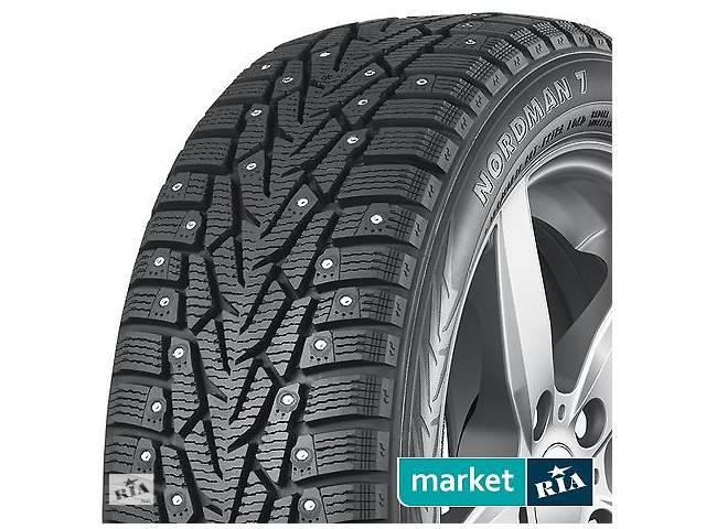 Зимние шины Nokian Nordman 7 (235/55 R17)- объявление о продаже  в Виннице