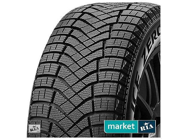 бу Зимние шины Pirelli Ice Zero FR (265/65 R17)  в Україні