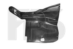 Защита двигателя пластиковая Daewoo Nexia 95-08, 08- правая (Tempest)