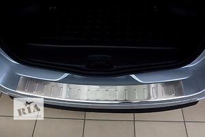 Новые Накладки бампера Dacia Logan MCV (5m)