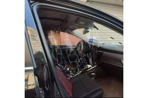 Защитная антивирусная перегородка экран для авто такси