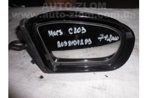 зеркало боковое правое для Mercedes E211 2002-2006 7+2pin