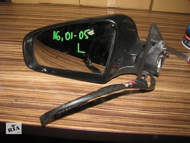зеркало для Audi A6 C5 2001-05 5pin- объявление о продаже  в Львове