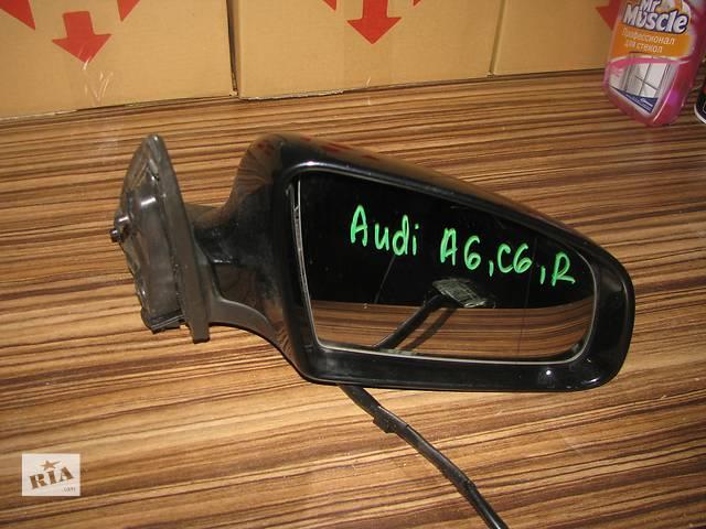 бу зеркало для Audi A6 C6 2005-09 7pin в Львове