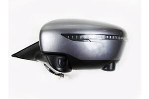 Зеркало лев электр с камерой 13пин. 17- Nissan X-Trail (T32-Rogue) 14- (Ниссан Х32 Трейл Рог)  963024CC8A