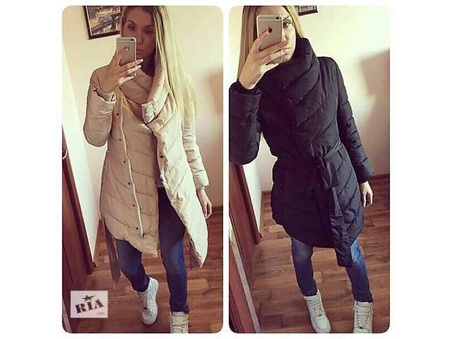 Женская длинная куртка - объявление о продаже  в Киеве