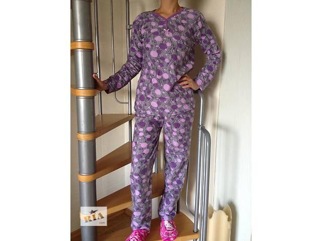 купить бу Женская пижама флисовая Флис 50 р. в Вышгороде
