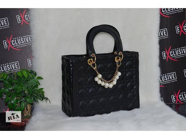 продам Женская сумочка Lady Dior (Диор). бу в Чернигове
