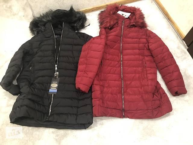 купить бу Куртка женские зимние большой выбор размеров в Стрые