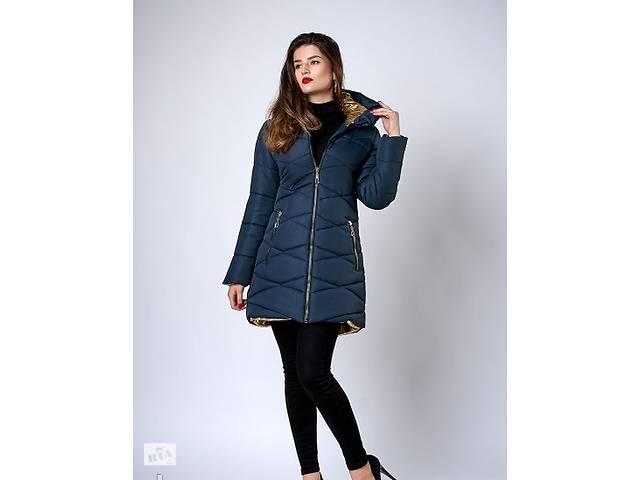 Зимова жіноча куртка молодіжна. Код-136-36-19. - Верхній жіночий ... 495863456d623