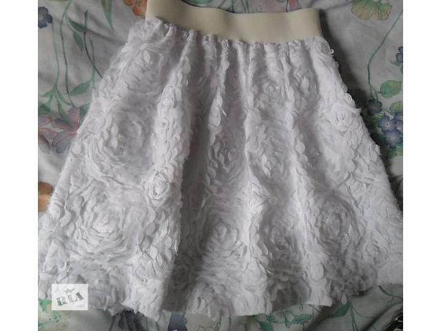 продам Женская юбка-розы бу в Кременчуге