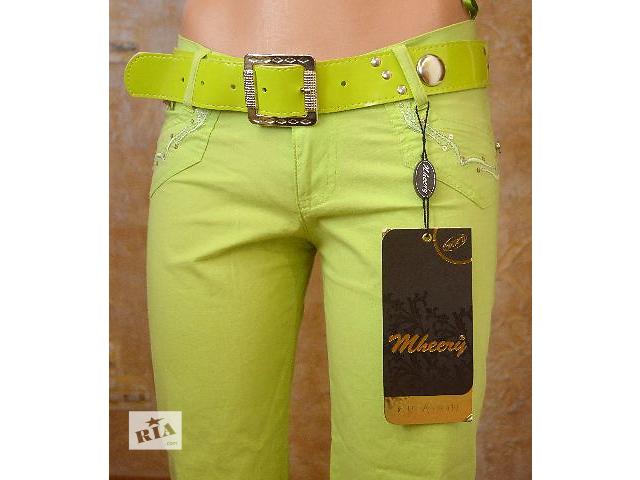 купить бу Женские брюки лето в Умани