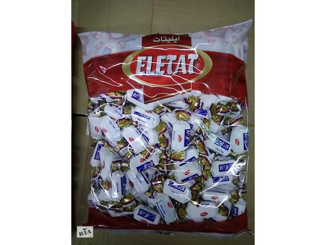 Жевательные конфеты Eletat Турция