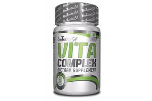 Комплекс витаминов и минералов BioTech USA Vita Complex 60 таб (101292)