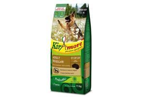 Корм  для собак крупных и гигантских пород КIRAmore КИРАморе Maxi Adult Regular с индейкой 15 кг GHEDA (Джеда)