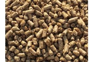 Кормовая гранула, комбикорм для коров, свиней