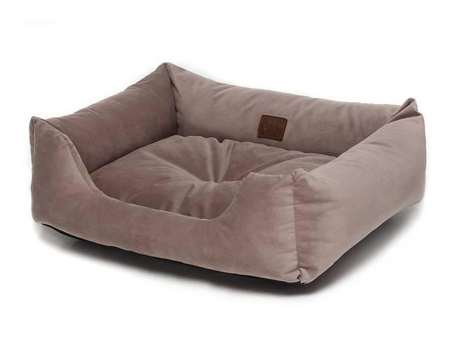 купить бу Лежак Noble Pet Dominic 55 х 45 x 15 см Серый (D2111) в Киеве