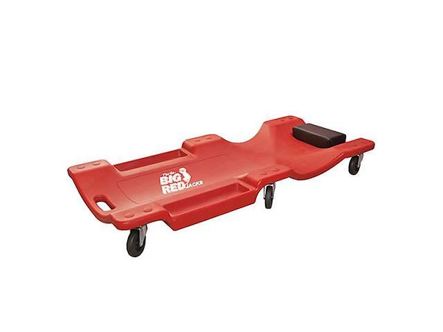 Лежак ремонтный на 6-ти колесах TORIN TRH6802-2- объявление о продаже  в Львове