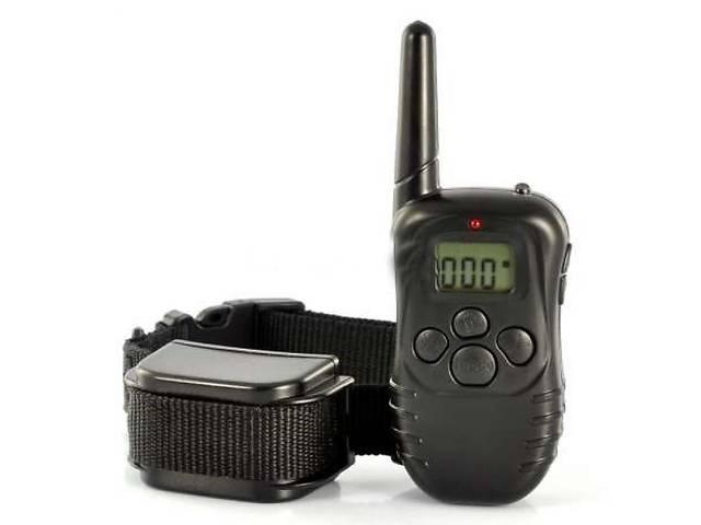 продам Обучающий электро ошейник для тренировки собак Dog Training Черный (R0083) бу в Киеве