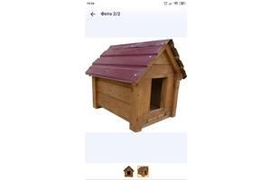 Продам утеплённую будку для собачки