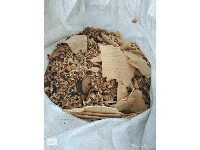 продам Продам вафельні відходи  бу в Виннице