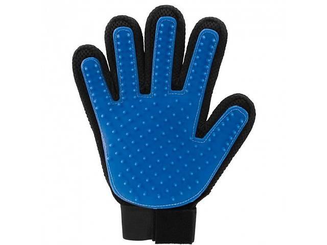 продам Щетка перчатка для вычесывания шерсти домашних животных True Touch SKL11-130425 бу в Одессе